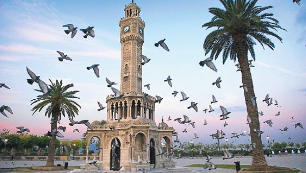 İZMİR'DE KIŞ GERİ DÖNÜYOR!