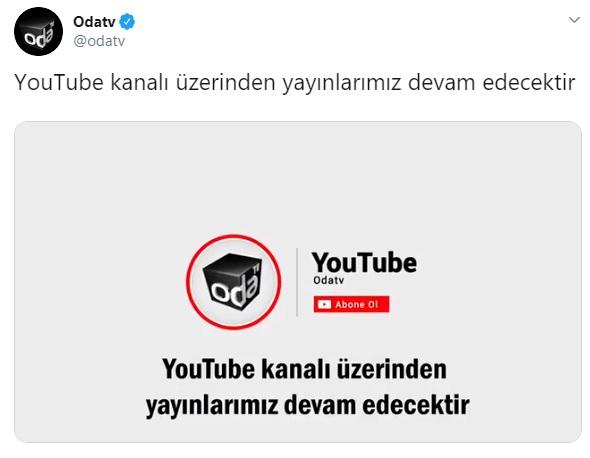 ERİŞİM ENGELİ GETİRİLDİ, HAMLE GECİKMEDİ..