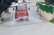 HİJYEN EKİPLERİ YENİ MAHALLE'DE..