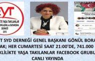 BAŞKAN ÖZÜPAK'TAN HER CUMARTESİ SANAL MİTİNG..