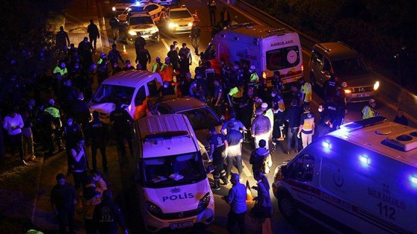 ALKOLLÜ SÜRÜCÜ POLİS UYGULAMA NOKTASINA DALDI!