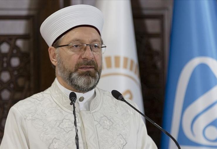 ERBAŞ'TAN, CAMİLERDEN ÇAV BELLA ÇALINMASIYLA İLGİLİ AÇIKLAMA..