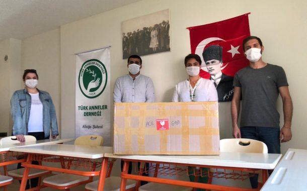 ALİAĞA'NIN CHP'Lİ GENÇLERİNDEN ÇÖLYAK HASTALARINA YARDIM..