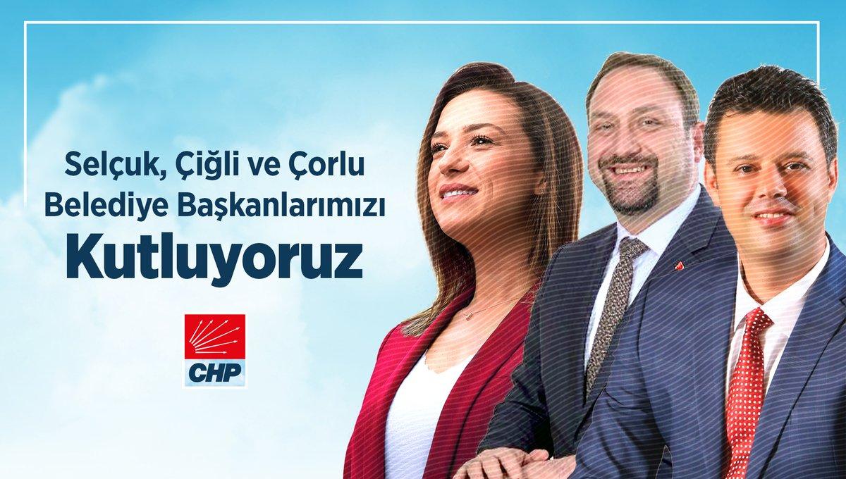 AVRUPA DİPLOMASİ ÖDÜLÜ CHP'Lİ BELEDİYELERE..