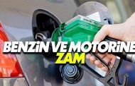 BENZİN VE MOTORİNE BÜYÜK ZAM!