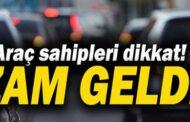 BENZİNE 3 GÜNDE İKİNCİ ZAM!