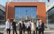 İzmir Bakırçay Üniversitesi ve Çiğli Bölge Eğitim Hastanesi Arasında İmzalanan İş Birliği Protokolü Kapsamında Bilgilendirme Toplantısı Gerçekleştirildi..