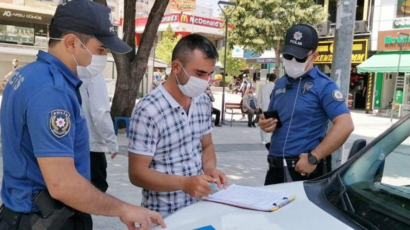 MAHKEME, 3.150 LİRALIK CEZAYI İPTAL ETTİ..