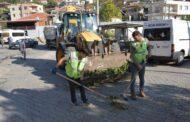 Bozköy Mahallesi'nde Hummalı Çalışma..