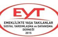 EYT İSTANBUL DERNEĞİ 39 İLÇE İÇİN TEMSİLCİ ARIYOR..