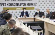 İZMİR'DE DEPREM ZİRVESİ..