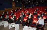 Aliağa Belediyesi Aralık Ayı Olağan Meclis Toplantısı Gerçekleştirildi..