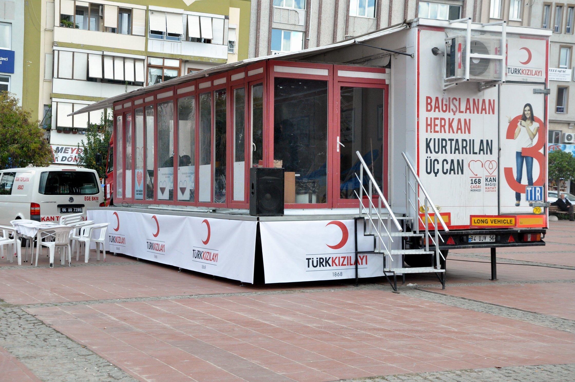 Türk Kızılayı Aliağa'da Kan Bağışı Toplayacak..