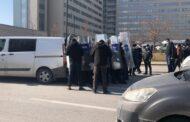 ANKARA'DA SAĞLIKÇILARIN ALKIŞLI PROTESTOSUNA POLİS ENGELİ, ÇOK SAYIDA GÖZALTI VAR!..