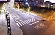 Aliağa'da Örnek Cadde; Barış Manço Caddesi..