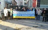 ALİAĞA EMEK VE DEMOKRASİ PLATFORMUNDAN, BOĞAZİÇİ ÜNİVERSİTESİ PROTESTOSU..