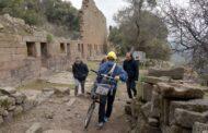 Aliağa Doğa, Tarih ve Bisiklet Turizmine Hazırlanıyor..