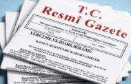 ALKOL PİYASASINDA YAPILAN YENİ DÜZENLEME RESMİ GAZETE DE..