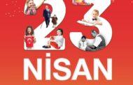 İzmir Büyükşehir Belediyesi 23 Nisan Coşkusunu Zirveye Taşıdı..