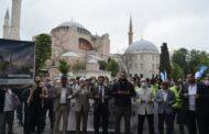 Kudüs'ün Yeniden Fethedileceği İnancı İstanbul'dan Tüm Dünyaya Haykırıldı!..