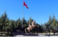 İYTE Yerleşkesinde Bulunan Atatürk Heykeli Yenilendi..