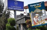 MEMUR-SEN'E BAĞLI DİYANET SEN'İN ÇOCUK DERGİSİNDE, KAFA KESME GÖRSELİ!..