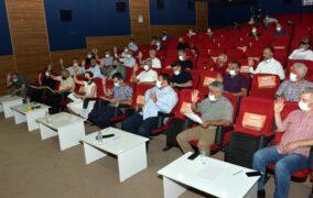Aliağa Belediyesi Haziran Ayı Meclisi 2.Birleşimi Yapıldı..