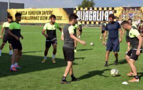 ALİAĞASPOR FK, ÇİĞLİ BELEDİYESPOR'U AĞIRLAYACAK..
