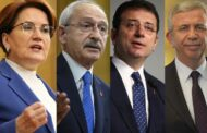 ERDOĞAN İLK KEZ 4 MUHTEMEL RAKİBİNE DE YENİLİYOR!..