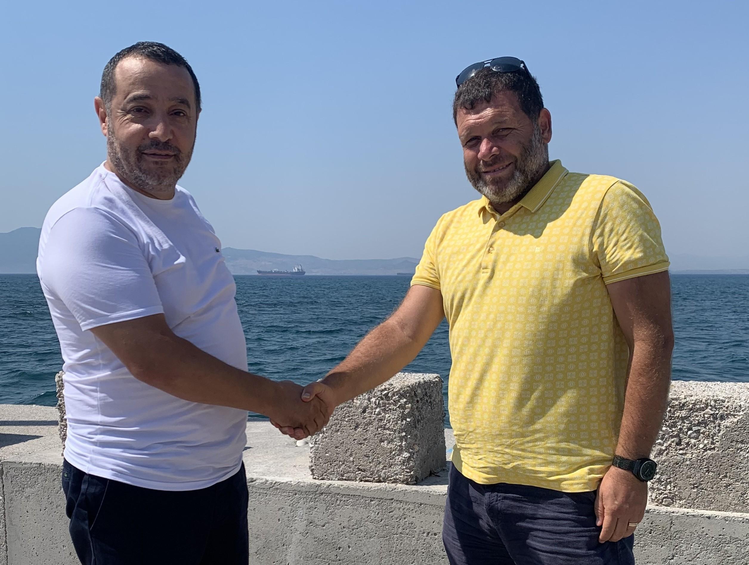 Aliağaspor FK, Şapçı İle Yola Devam Kararı Aldı...