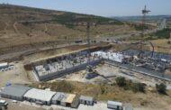 Mesleki ve Çevresel Hastalıklar Hastanesi İnşaatında Çalışmalar Yoğunlaştı...