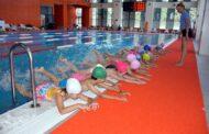 Yüzme Kursları Çocukların Neşesi Oluyor..