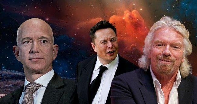 Dünyanın En Zengin İnsanlarının Uzaya Gitmeleri Gerçekte Ne Anlama Geliyor?...