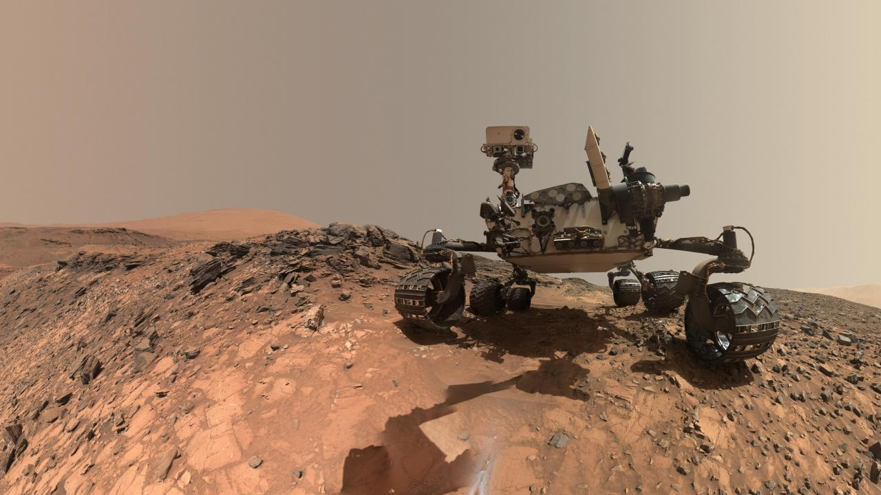 Nasa'dan Mars'taki Yaşam İzlerinin Nasıl Silindiğine Yönelik Açıklama...