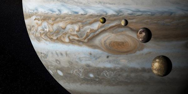 Jüpiter'in Yeni Bir Uydusu Daha Keşfedildi..