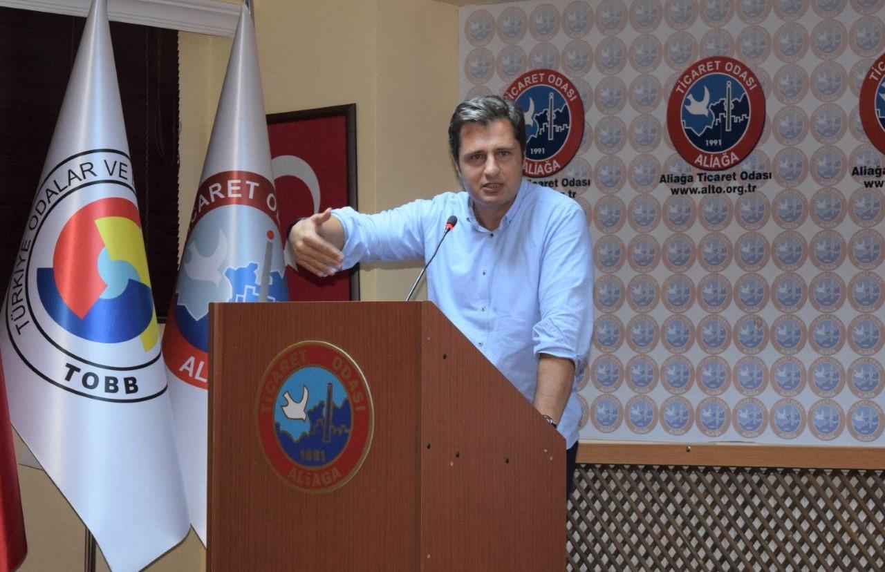 CHP İZMİR HEYETİNDEN ALTO'YA ZİYARET...