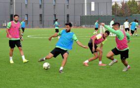 Aliağaspor FK, Sezon Hazırlıklarını Sürdürüyor...