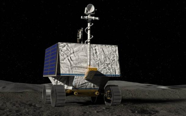 NASA, Buz Aramak İçin Ay'a Bir Gezgin Gönderecek..