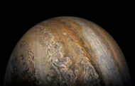 Juno Aracından En Çarpıcı Jüpiter Görüntüleri...