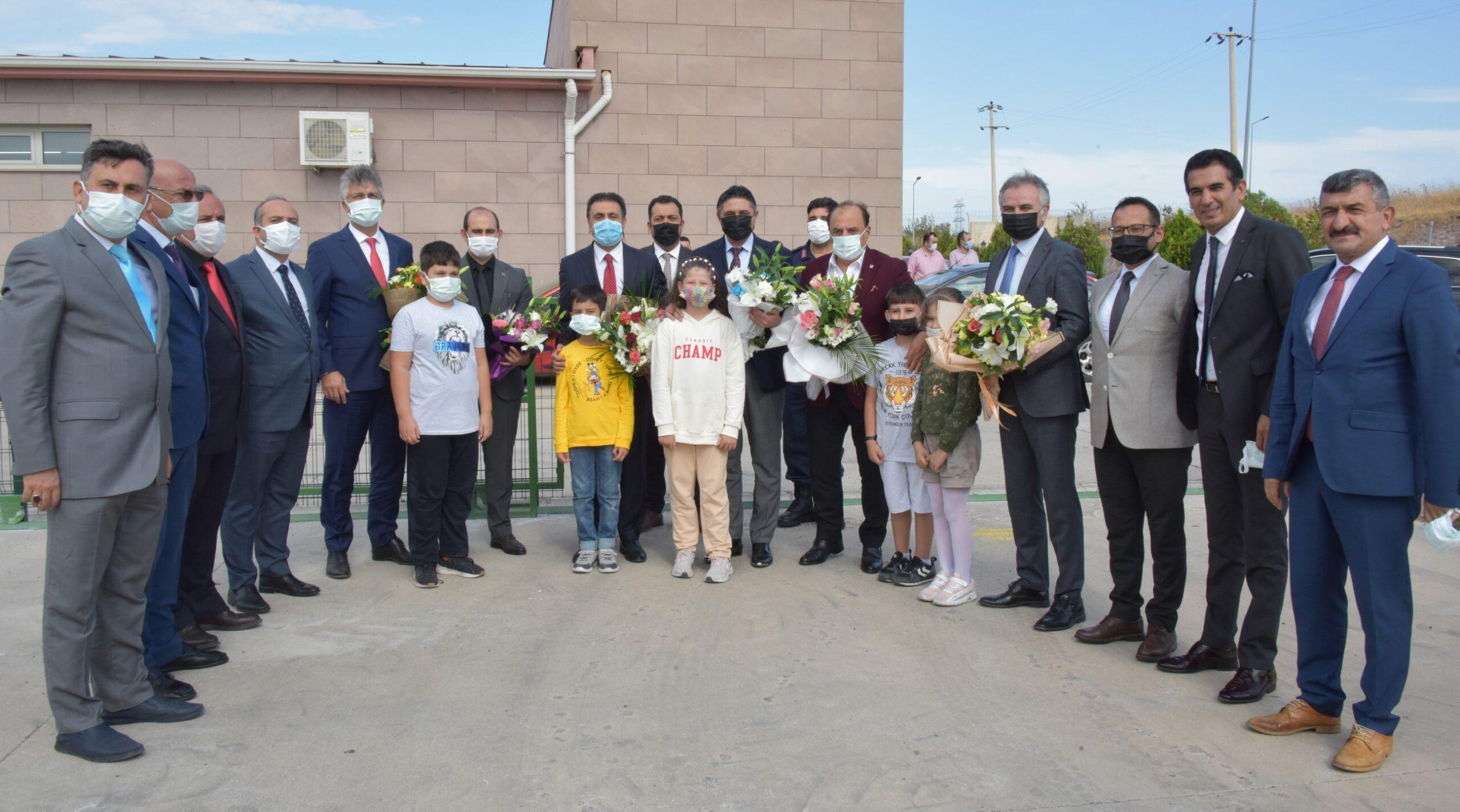 Aliağa Ceza İnfaz Kurumları Kampüsü'nde 105 Öğrenci Eğitim Görüyor...
