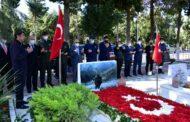 Aliağa'lı Şehit Oğuz Özgür Çevik İçin Şehadetinin 5. Yılında Anma Programı Düzenlendi...